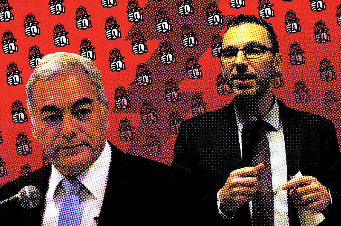 """""""Trahison"""", nouvelles alliances: la gauche niçoise se divise pour éviter une nouvelle veste électorale"""