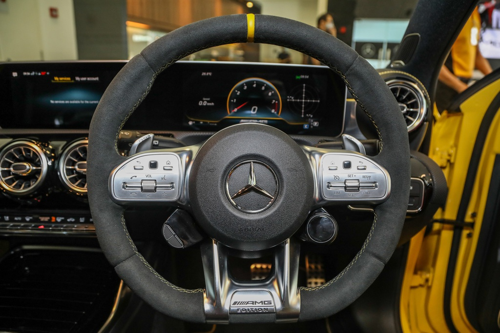 Ra mắt Mercedes-AMG A45 S 4Matic Edition 1, sản xuất giới hạn 20 xe