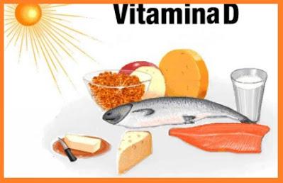 alimentos ricos con mas vitamina D