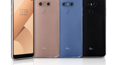 The New LG G6+ and New Updates from LG