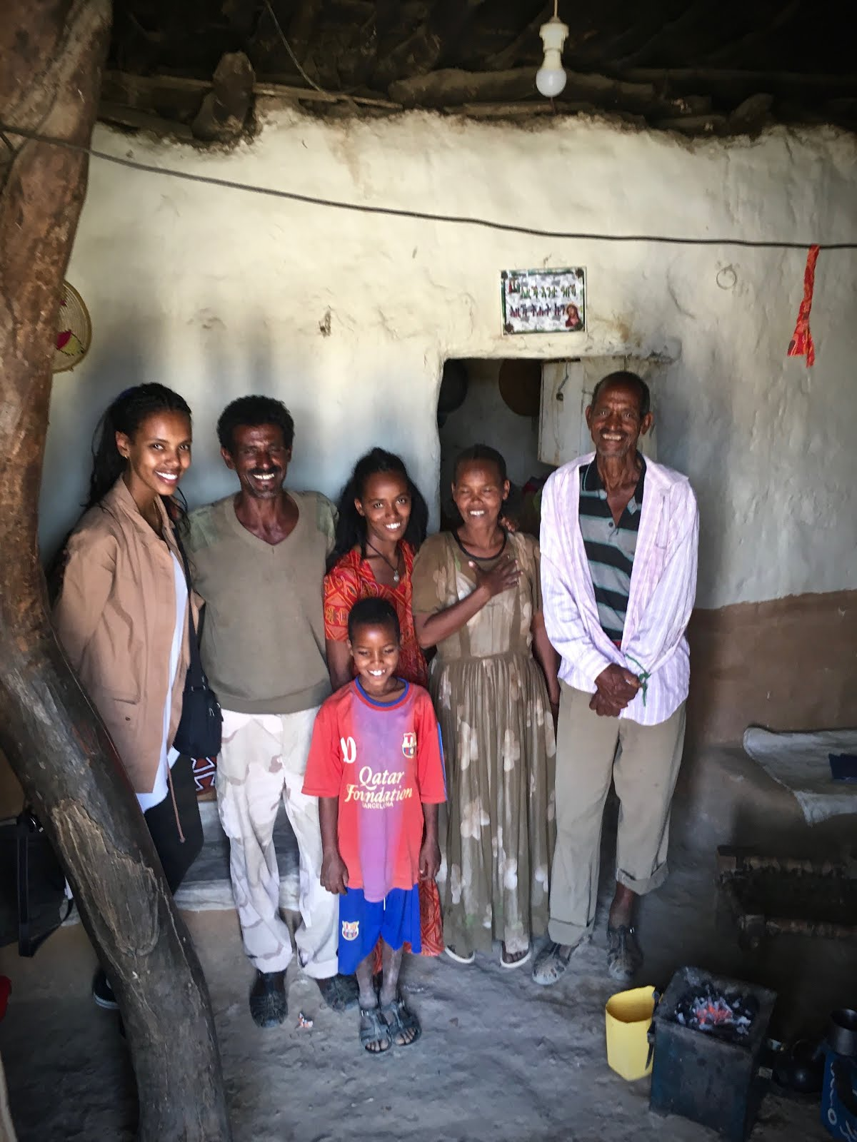 Eritrean Model Grace Mehary Working To Bring Clean Energy