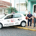 Prefeito formaliza a entrega de nova viatura para a Polícia Militar