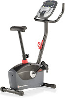 Schwinn A10 Upright Exercise Bike, with 7 programs & 8 resistance levels. Features reviewed & compared with Schwinn 130 & 170