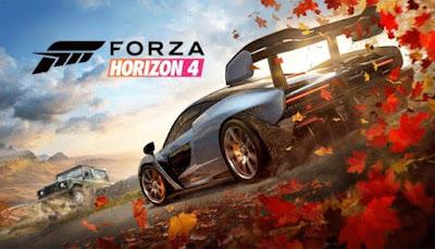 تحميل لعبة Forza Horizon 4 للكمبيوتر مضغوطة