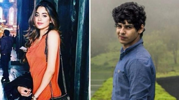 Hot-topic--Jhanvi-Kapoor--Ishaan-romance-Andhra-Talkies
