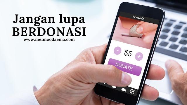 inilah tips menabung donasi
