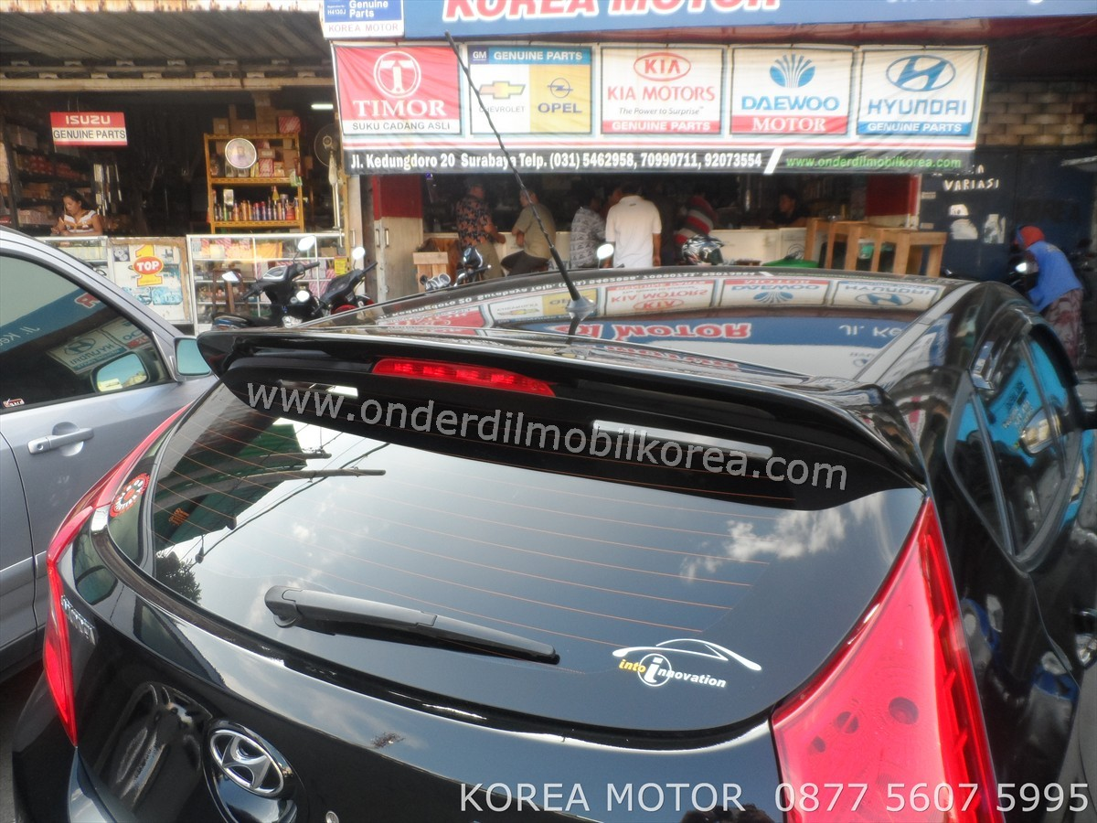 jual spoiler grand new avanza ukuran velg yaris trd modifikasi bagasi mobil sedan sobotomotif