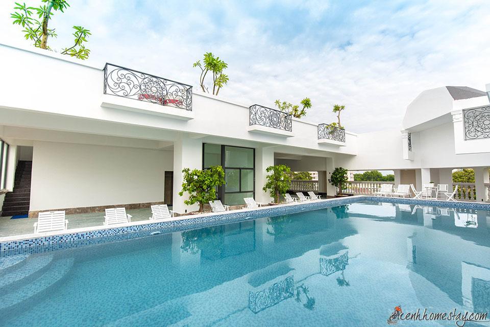 10 Khách sạn Vũng Tàu có hồ bơi giá rẻ đẹp gần biển tốt nhất