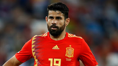 Diego Costa withdraws from Spain squad for personal reasons