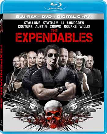 The Expendables 2010 480p 300MB BRRip Dual Audio