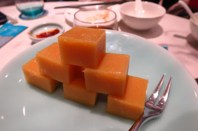 Alijiang (阿里疆) Silk Road Cuisine, imperial pea pastry