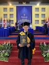 Pengurus Kafapet Unsoed Daerah Istimewa Jabodetabeksuci Meraih Gelar Doktor Lulusan Terbaik  dengan IPK Sempurna 4.00 dari IPB University