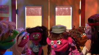 Preschool Musical, Trey and Mariella, Alice Burns, Sesame Street Episode 4317 Figure It Out Baby Figure It Out season 43