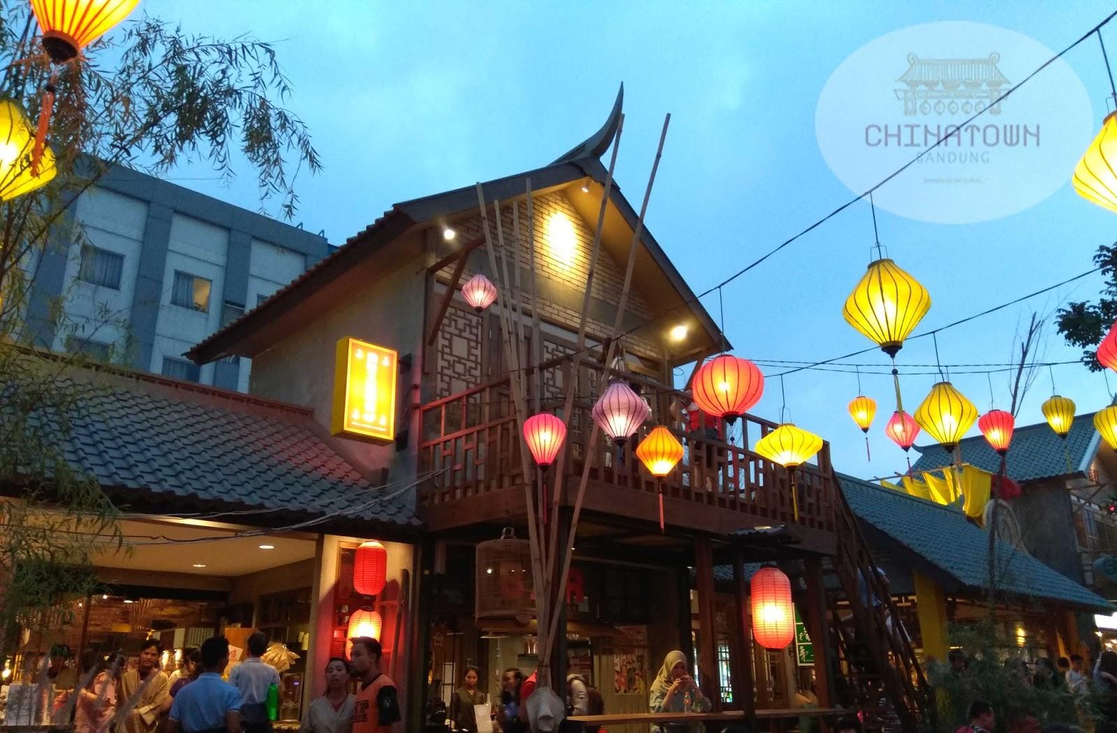 Chinatown Bandung Jalan Jalan Ke Beijing Tapi Di Bandung
