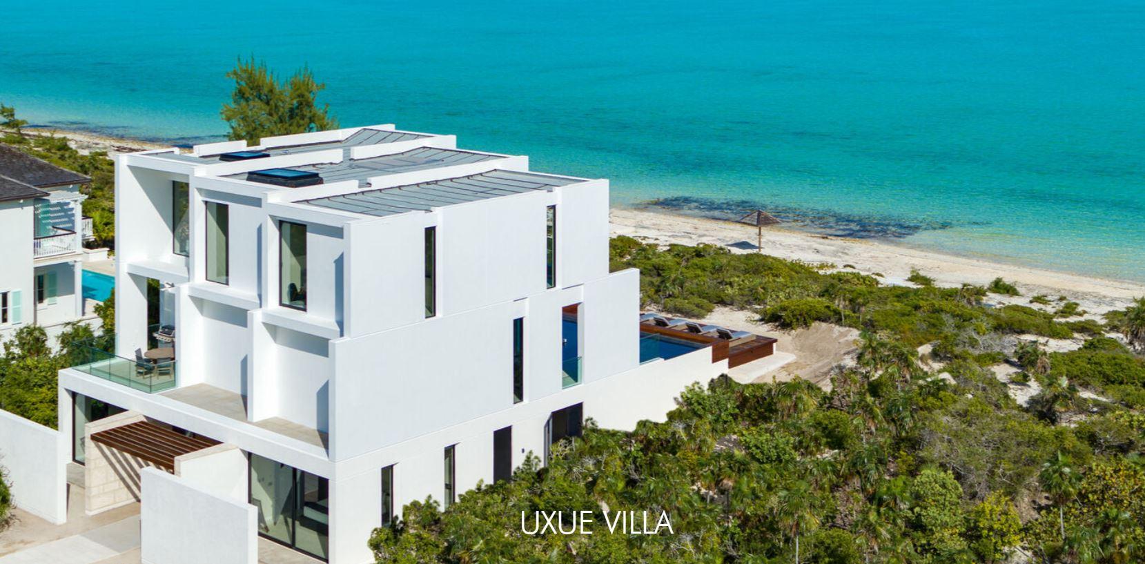 UXUE VILLA, Long Bay Hills, Turks & Caicos