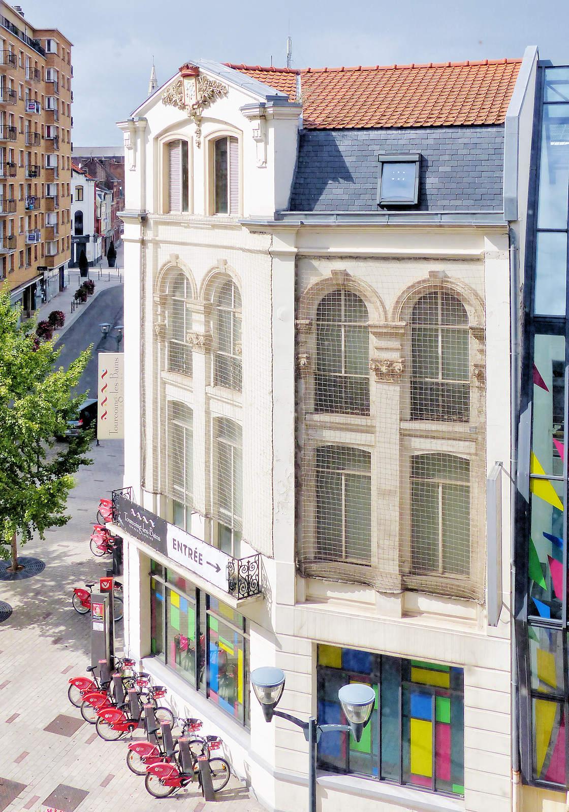 V'Lille Hôtel de ville de Tourcoing