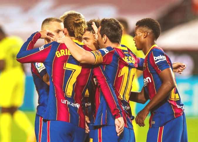 موعد مباراة برشلونة وبلد الوليد اليوم بالدوري الإسباني والقنوات الناقلة للمباراة