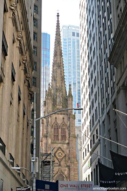 Trinity Church, Nueva York