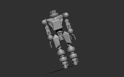 Robot Gigante Atlas - 001 - 001