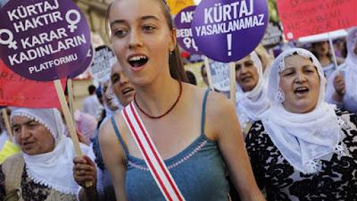 4 Negara Religius Yang Melegalkan Aborsi
