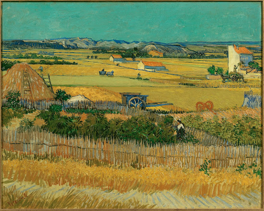 Van Gogh | The Harvest, 1888