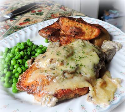 Swiss Style Chicken