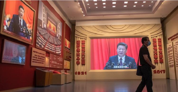 Se promoverá el marxismo y el ateísmo. Dichas doctrinas han llevado a Xi Jinping a perseguir a cristianos y minorías musulmanas / EFE