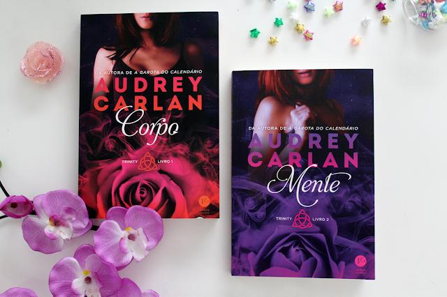 Mente - Trinity #02 - Audrey Carlan