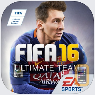 Download FIFA 16 Ultimate Team v3.2 Latest IPA For iPhone