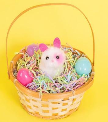 Pomsie Poos пасхальный кролик