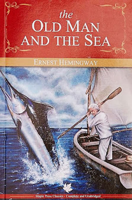 In The Old Man And The Sea, nearly every word and phrase points to Hemingway's Santiago like description to craft and devotion to precision.