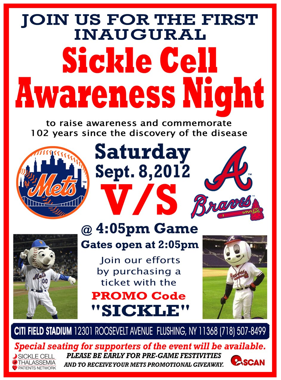Our Voice September Sickle Cell Disease Awareness Month