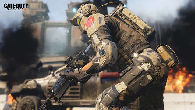 Call Of Duty Black Ops 3 Xbox 360 Español