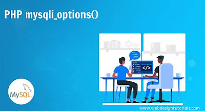 PHP mysqli_options() Function