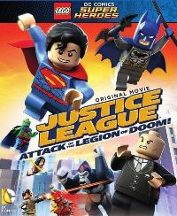 Watch LEGO Justice League: Attack of the Legion of Doom Online Free in HD