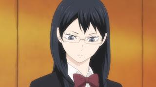 ハイキュー!! アニメ 4期 烏野高校マネージャー  清水潔子 | Kiyoko Shimizu | Karasuno High Manager | Hello Anime !