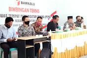 Panwascam Batukliang Gelar Bimtek Untuk 173 Orang Pengawas TPS di Kecamatan Batukliang Lombok Tengah