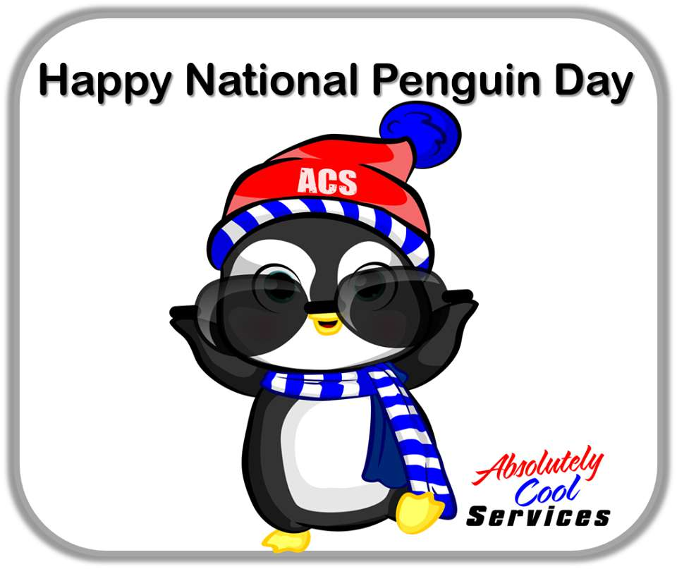 National Penguin Day Wishes