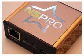 NSPRO box setup