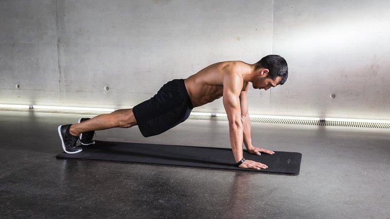 High plank (foto: reprodução internet)