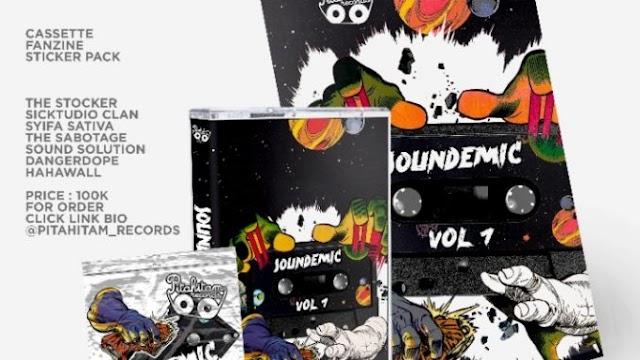 Kompilasi Lintas Genre Nan Kaya libatkan 11 band dan musisi varian ragam genre