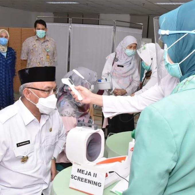 Idris Sambut Baik Pengembangan Pelayanan Emergency Center Rumah Sakit  Hermina