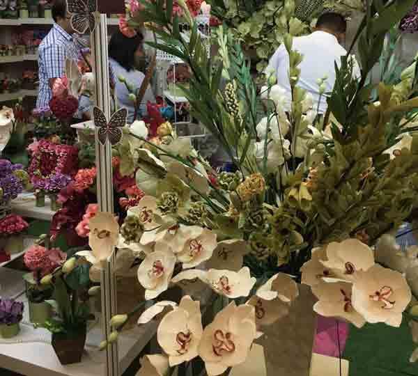 Kreasi Bunga Dari Kulit Jagung Plus Tutorial Cara Membuatnya