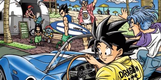 Dragon Ball Super, Manga, Actu Manga, Glénat, Toyotarō, Akira Toriyama, Shueisha,