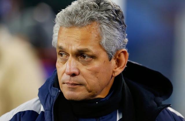 Reinaldo Rueda salió de la Selección