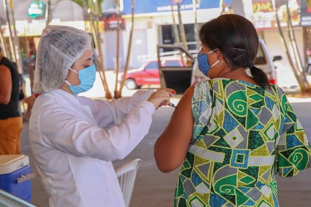Covid-19: Senador Canedo vacina a partir de 39 anos na segunda-feira