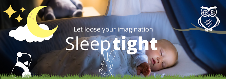 loose your imagination & sleep tight with night light
