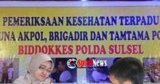 Rikkes Awal Catar Akpol T.A 2017,di Gelar SPN Batua Makassar