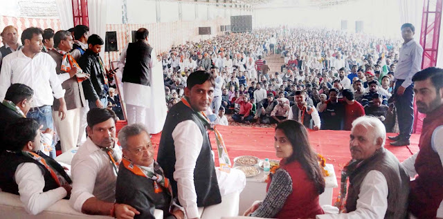 BJP has made the country a laboratory: Kiran Chaudhary