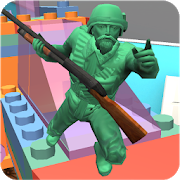 Army Toys Town Unlimited (Money - Gems) MOD APK